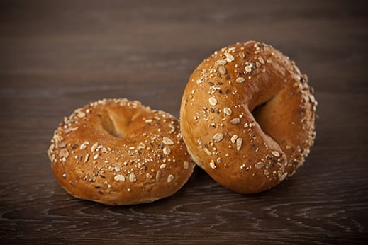 Multigrain Bagel Product Image