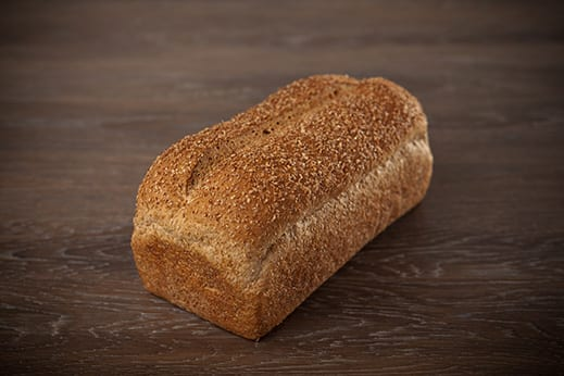 100% Whole Wheat Bread Product Image