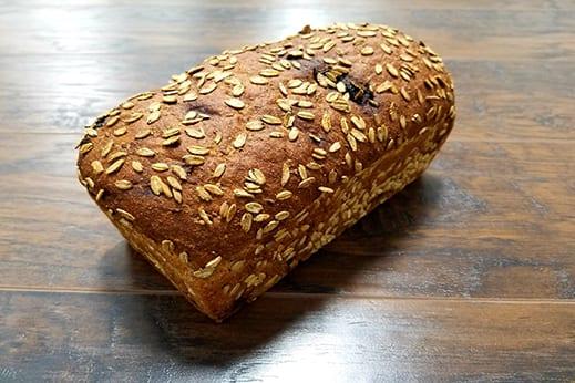Whole Grain Multigrain Cranberry Bread Product Image