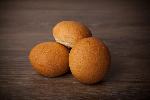 60% Whole Wheat Large Crusty Roll Product Image